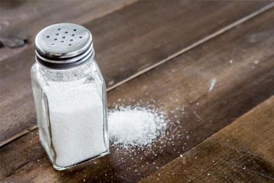 ¿Cuánto Sodio tienen algúnos alimentos que consumimos?